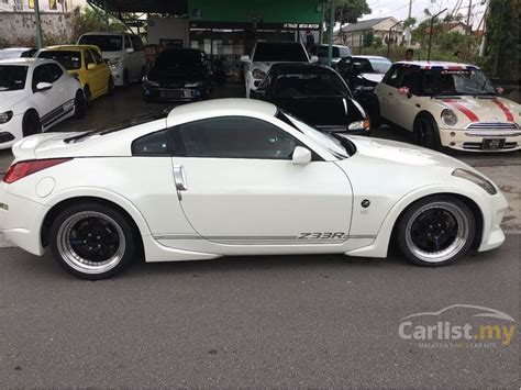 nissan coupe 2005 nissan fairlady z 2005 3 5 in johor automatic coupe white