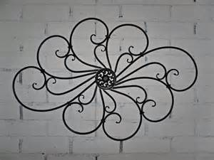 Wrought Iron Outdoor Wall Decor by Items Similar To Wrought Iron Wall Decor Wall Hanging