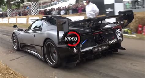 old pagani pagani zonda 760 oliver evolution was commissioned for a 9