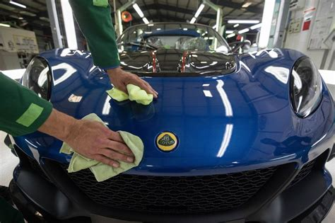 lotus car maker billionaire is poised to rescue car maker
