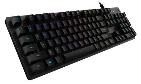 Pasaran Keyboard Gaming pembesar suara dan papan kekunci gaming baru siri logitech