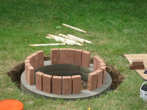 how to make a brick pit in your backyard patio pit ideas pit design ideas