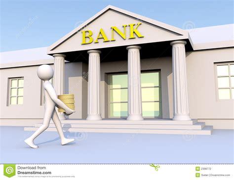 banks bank bank money 2 stock illustration illustration of