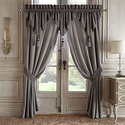 waterford 174 linens kinsale ascot window valance bed bath