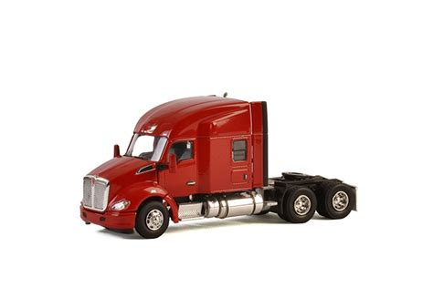 kenworth merchandise usa usa basic line kenworth t680 6x4 red dijkhuis truckshop