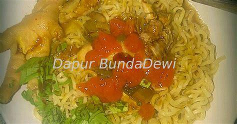 Panci Rebus Mie Ayam resep mie ayam sedap nikmat irit oleh dewi lestari cookpad