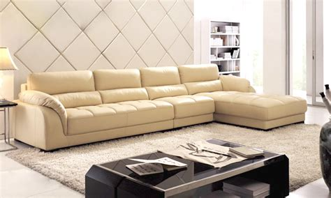 sectional sofas free shipping leather l sofa 7 modern l shaped sofa designs for your