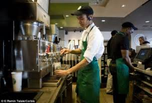 starbucks baristas must their tips with shift supervisors following ruling daily
