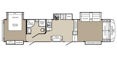 columbus rv floor plans specs for 2014 fifth wheel palomino columbus rvs rvusa com