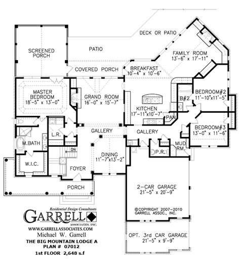 mountain view floor plans mountain view house plans mountain house floor plan