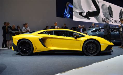 How Much Is Insurance For A Lamborghini Aventador Lamborghini Aventador Sv Will Cost Nearly 500k