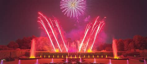 Longwood Gardens Fireworks by Don T Miss Fireworks And Fountains At Longwood