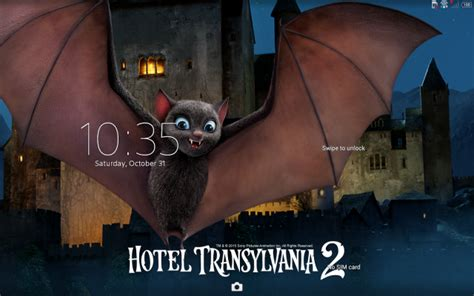 theme xperia hotel transylvania mamaktalk 10 08 15
