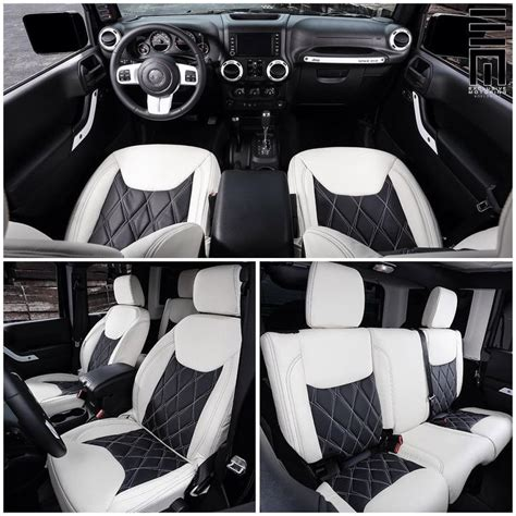 white jeep interior top 25 best jeep wrangler custom ideas on