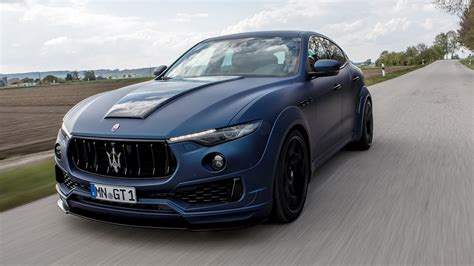 Ta Maserati by Novitec Maserati Levante Esteso