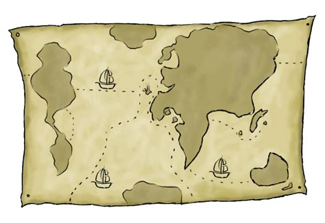 clipart of map free to use domain maps clip