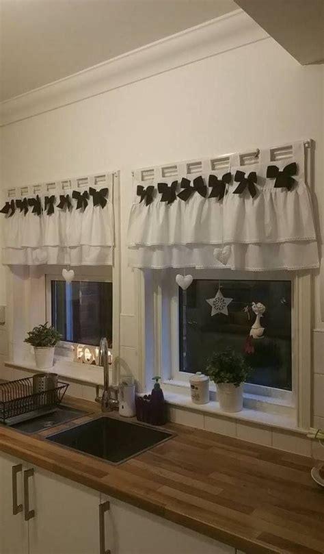 Vorhang Ideen Für Kleine Fenster by K 252 Che Vorh 228 Nge Ideen M 246 Belideen