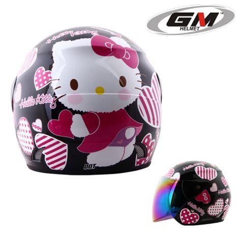 Helm Gm Evolution Solid Pink helm gm evolution hello seri 7 pabrikhelm jual