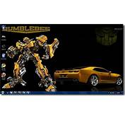 Transformers Theme For Windows 7 And 8