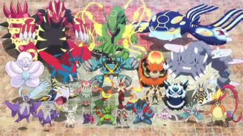 V Anime Rocks Evolution by ポケットモンスター オメガルビー アルファサファイア メガスペシャルアニメーション