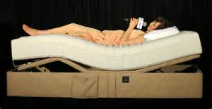 Zero Gravity Bed Tempur Zero G Bed System Can Recline To Fit To Your