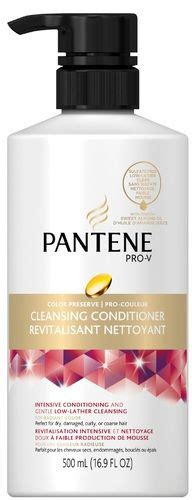 30 Day Hair Detox Product Recommendations by Pantene Cleansing Conditioner Hair Skin And Makeup