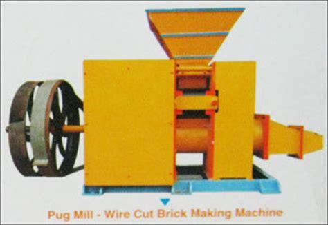 pug mill machine pug mill wire cut brick machine in coimbatore tamil nadu india sri vaari