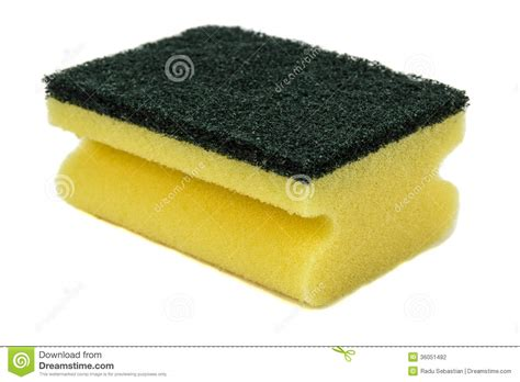 Cleaning Sponge household cleaning sponge stock photography image 36051482