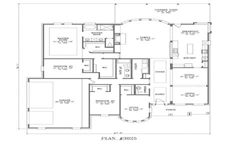 best one floor plans best one house plans one house plans house
