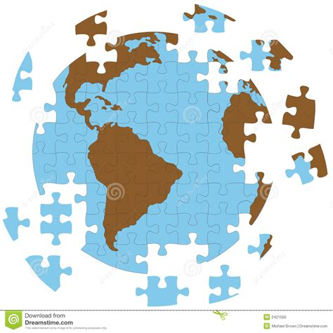 earth day printable jigsaw puzzles jigsaw puzzle earth globe stock vector image of spain