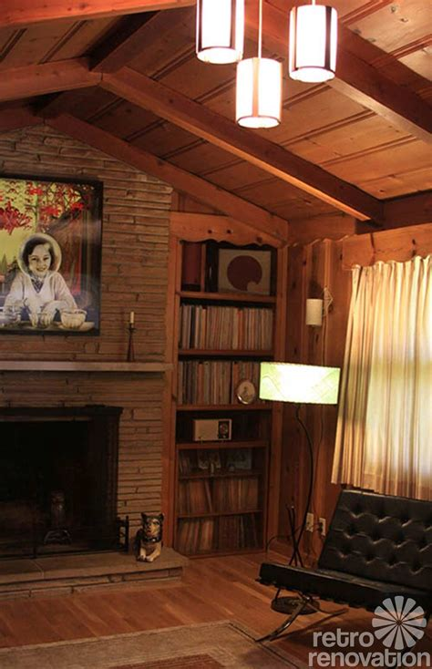 Retro Homes by Pickwick Pine Paneling The Most Popular Knotty Pine
