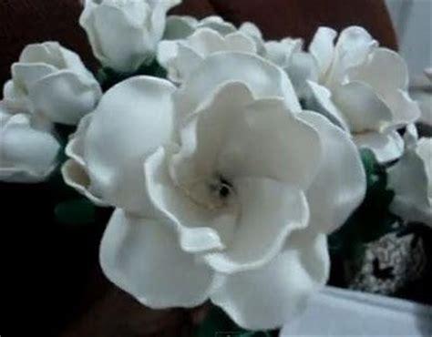 tutorial flores de goma eva foami flores de foami o goma eva paso a paso manualidades