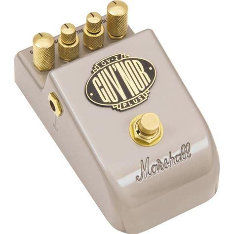 Marshall Guvnor Plus O Drive pedal marshall gv 2 guvnor plus distortion musitech