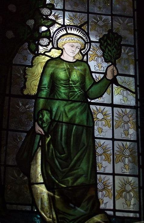 Elizabeth Morris Stained And Decorative Glass william morris home and glasses on