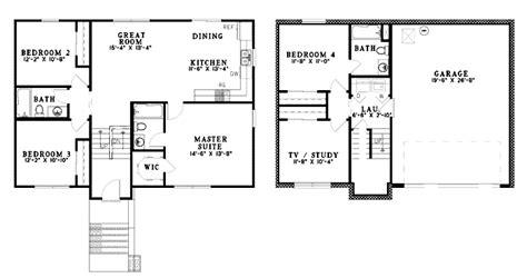Split Level Home Floor Plans Lease Purchase Pros Singleton House Plan