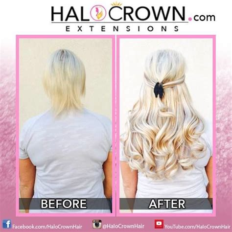 are halo crown extentions good for fine hair on top 41 best extensions images on pinterest