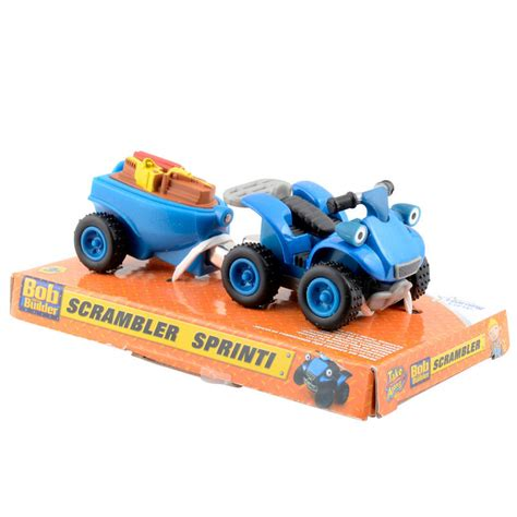 Diecast Truck Metal Builder bob the builder diecast metal collectible tv character