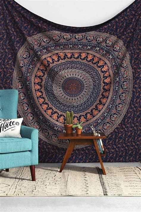 tapestries for rooms magical thinking logan medallion tapestry outfitters wall tapestries and beautiful days