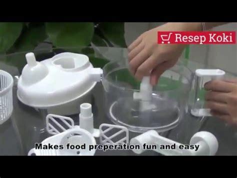 Pemotong Buah Sayur Chopper chopper alat pemotong sayur buah daging dan es