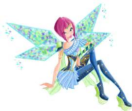 image winx club tecna bloomix pose3 png magical mahou shoujo 魔法少女 wiki fandom