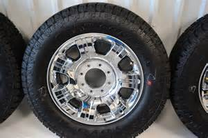 Tires For 20 Inch Rims Ford F250 20 Inch Chrome Wheels Oem Factory Wheels Rims