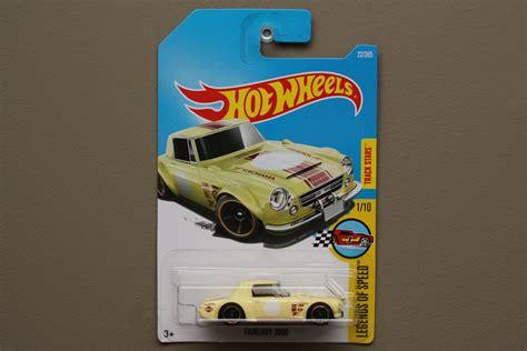Hotwheels Fairlady 2000 Kuning wheels 2017 legends of speed datsun fairlady 2000 vintage yellow