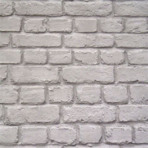 grey wallpaper on ebay grey brick effect wallpaper rasch 226720 new
