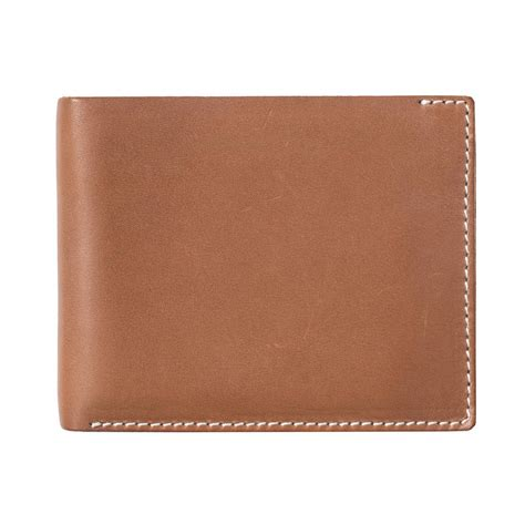 rugged leather wallet s rugged thick leather wallet by wombat notonthehighstreet