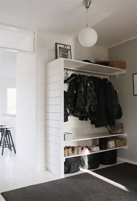 coat storage ideas entrywaygoals when storage is tight and there s no coat