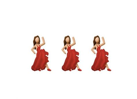 dancing emoji 13 things you didn t notice about your favorite emojis