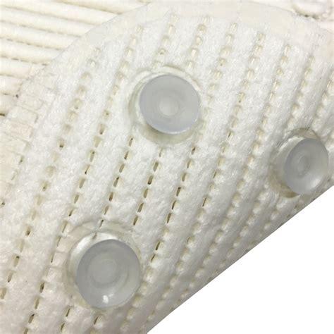 cushioned bathtub mat non slip soft cushioned bath mat with suction grip cups