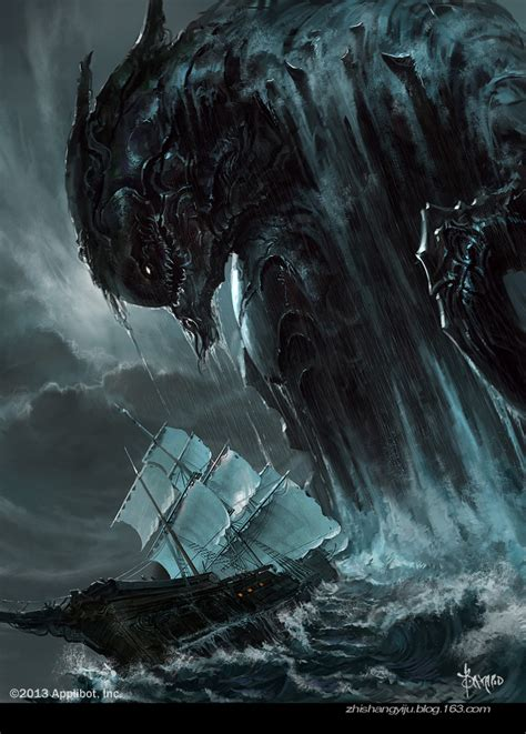 nonton film epic monster in deep by bayardwu on deviantart