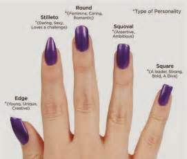 awesome quotes what does your nail shape say about you