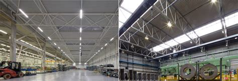 Continuous Run 100 Watt Linear Led High Bay Light Sanli Led Lights Vs Traditional